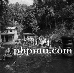 Wisata Pemandian Matoaie, Nagari Paninggahan, Solok